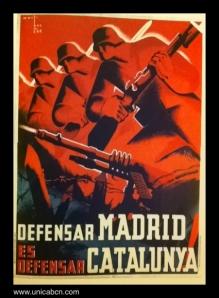Cataluña/Madrid