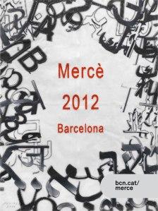 Fiestas de la Merce. Barcelona